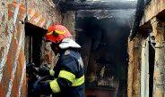 VIDEO. Arde moara din comuna Seaca. Zeci de pompieri din Olt și Teleorman intervin