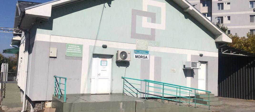 """Medic de la Spitalul Slatina: """"Am avut și 20 de morți eliberați într-o zi"""""""