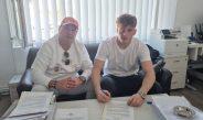 Portarul Alexandru Achiriloaei a semnat cu CSM Slatina