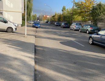 Strada Tunari din Slatina va fi supralărgită. Două benzi de mers pe sensul din strada Drăgănești către bulevardul A.I Cuza